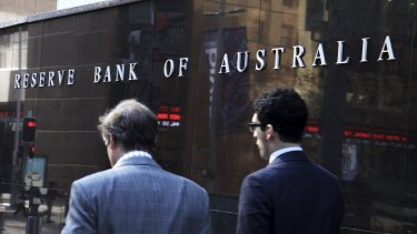 The RBA is keeping a close eye on financial market turbulence, and an easing bias.