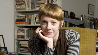 Melanie Joosten, the author of the book from which <i>Berlin Syndrome</i> is adapted.