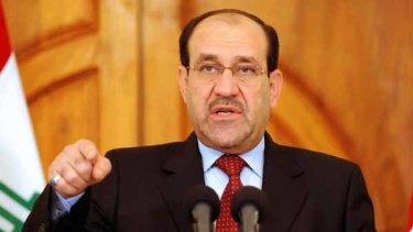 Iraq's Prime Minister Nuri al-Maliki annouces the deaths of two leading Al-Qaeda figures in Iraq, Abu Ayyub al-Masri and Abu Omar al-Baghdadi, who were killed in a major operation involving US forces north of Baghdad.