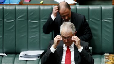 Even if Malcolm Turnbull were to patch together a weakened version of an (already toned down) clean energy target, that wouldn't do the trick if it failed to win the endorsement of the alternative government.