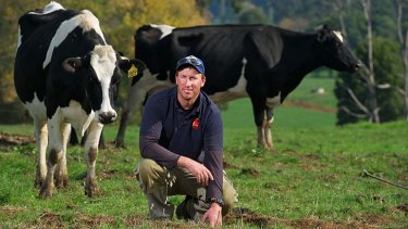 Damian Murphy says a fund should be established so older farmers can help the next generation.