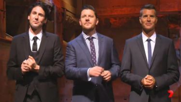 All three <i>MKR</i> judges are there for elimination.