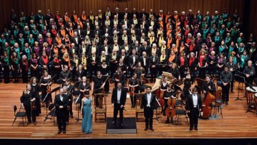 The Canberra Choral Society takes its final bow.