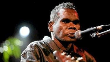 Internationally recognised indigenous artist Gurrumul Yunupingu isn't appreciated locally, according to Boomerang organiser.