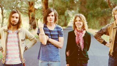 Tame Impala enjoy the biggest year of their short careers.
