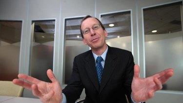 Monash University's Dean of business and economics, Professor Stephen King.