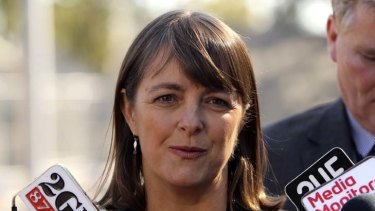 Feedback … Attorney-General Nicola Roxon.