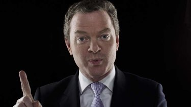 """Christopher Pyne: Education review will be """"robust""""."""