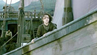 Arya Stark's journey teaser.