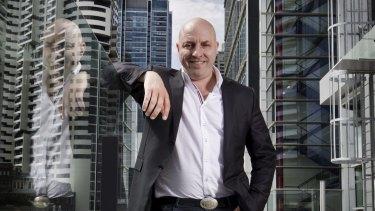 Freelancer chief executive Matt Barrie has big plans for 2016.