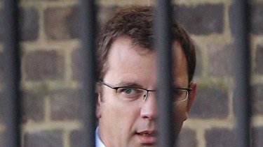 Andy Coulson ... reportedly faces arrest on Friday.