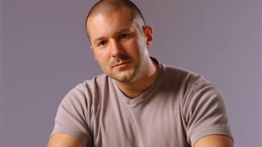 """Sir Jonathan Ive ...  """"Our goal and what gets us excited is to try to make great products."""""""