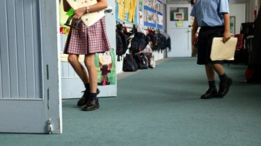 After-school hours and school holidays present problems for working mothers.