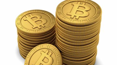 Crypto currency ... Bitcoin has been known to move 400 per cent in a week.