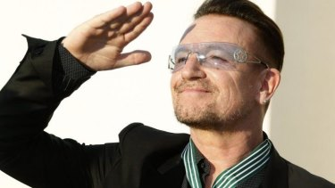 'Family member': Bono paid tribute to Dennis Sheehan as news broke the longtime tour manager had been found dead.