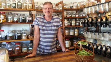 Phillip Maher is committed to the health of his business.