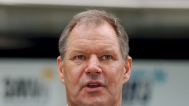 Former opposition leader and candidate for mayor of Melbourne, Robert Doyle