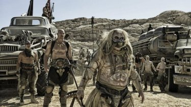 Audiences were able to get lost in <i>Mad Max: Fury Road</i> because the film still had a lot of real components to it.