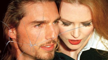 Tom Cruise and Nicole Kidman in late 1994; by then, their distance from Scientology was ringing alarm bells in the Church.