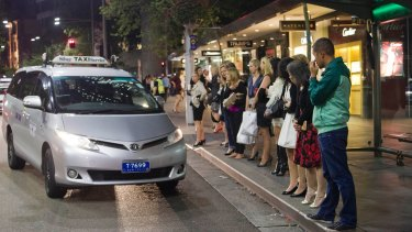 Taxi drivers will undoubtedly face more competition, and will have to innovate.