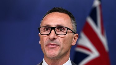 Greens leader Richard Di Natale wants Australia to take more Rohingya refugees.