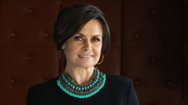 No regrets: Lisa Wilkinson.