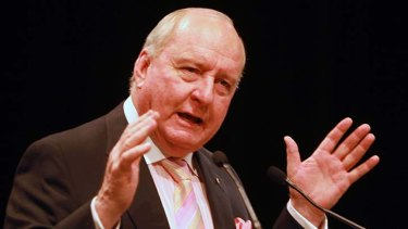 """Query: Alan Jones (pictured) recieved a letter from Ian Macdonald in 2009 in reply to a query about the mine. In the letter, the former primary industries minister described the mine as a """"small to medium sized underground training mine""""."""