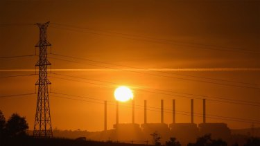 Victoria's Hazelwood power station in Gippsland shut in March.