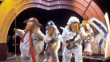The Wombles are reuniting to play Glastonbury