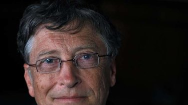 """""""Australia's in a wonderful position where you have some flexibility; not total flexibility but some"""" ... Bill Gates."""