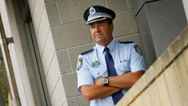"""Bizarre"" request: NSW Police Commissioner Max Mitchell."