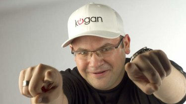 Kogan chief Ruslan Kogan.