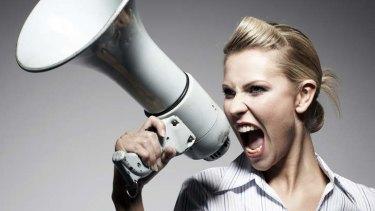 Women still struggle to be heard.