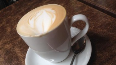 Flat whites and cappuccinos are still the most popular menu items.
