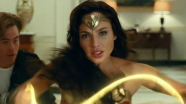 Wonder Women 1984 trailer coming out 2020