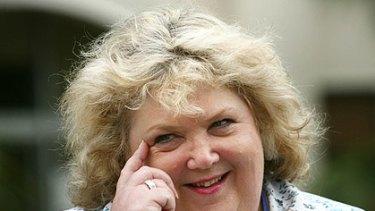 Bundaberg whistle-blower Toni Hoffman.