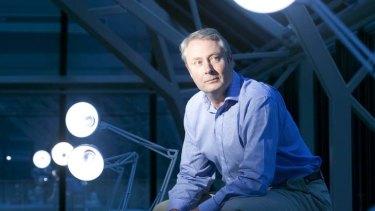 New perspective … Peter Biggs, head of Clemenger BBDO.