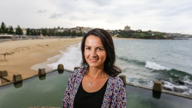 Natalie Hudson is the founder of Facebook group Eastern Suburbs Mums, which has nearly 6,000 members.