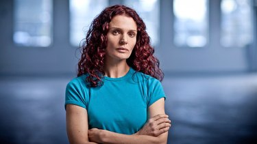 Danielle Cormack stars as the scared and naive newbie Bea Smith, the role formerly played by Val Lehman, in <i>Wentworth</i>.