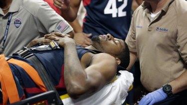 Paul George injury raises question: Should NBA stars play ...