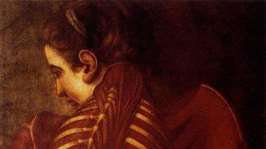 """Jacques Fabien Gautier d'Agoty. """"L'Ange Anatomique"""""""
