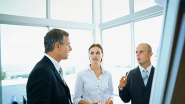 Communicate: make sure all your bosses are kept aware of what you are doing.