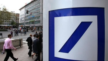 Deutches bank forex trading germany