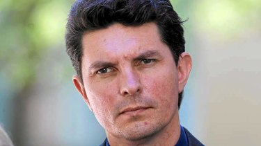 Greens Senator Scott Ludlam has challenged Prime Minister Tony Abbott to call a double dissolution election.