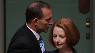 Julia Gillard and Tony Abbott aren't serving the nation, Michael Pascoe says.