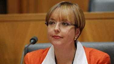 The time has come for gay marriage ...  Tasmania Premier Lara Giddings.