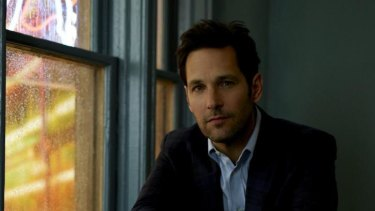 Paul Rudd says he's keen to do some dramatic parts.