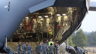 The RAAF will get two more C-17 transport planes.