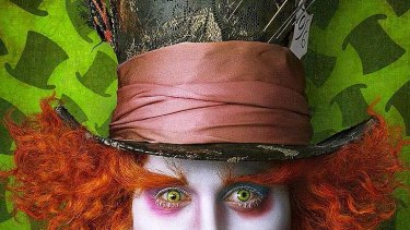 The book claims Hollywood A-listerJohnny Depp made an appearance at the party in his Mad Hatter costume from the film.