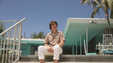 """Brian Wilson, played here by Paul Dano, says <i>Love and Mercy</i> is """"very factual""""."""